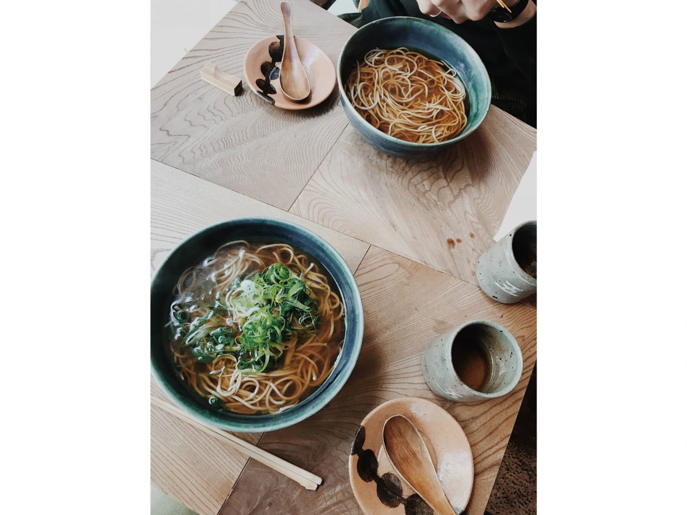 Influencers + Tastemakers Japan Photo Diary Tokyo food dish tableware cuisine ingredient different recipe soba vegetarian food asian food meal