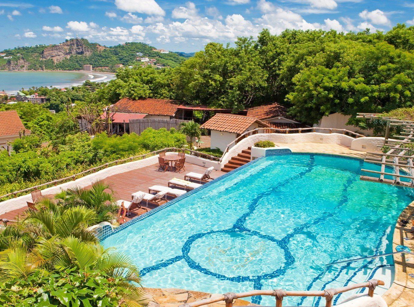 Trip Ideas outdoor swimming pool property leisure Resort estate vacation Villa real estate backyard Garden