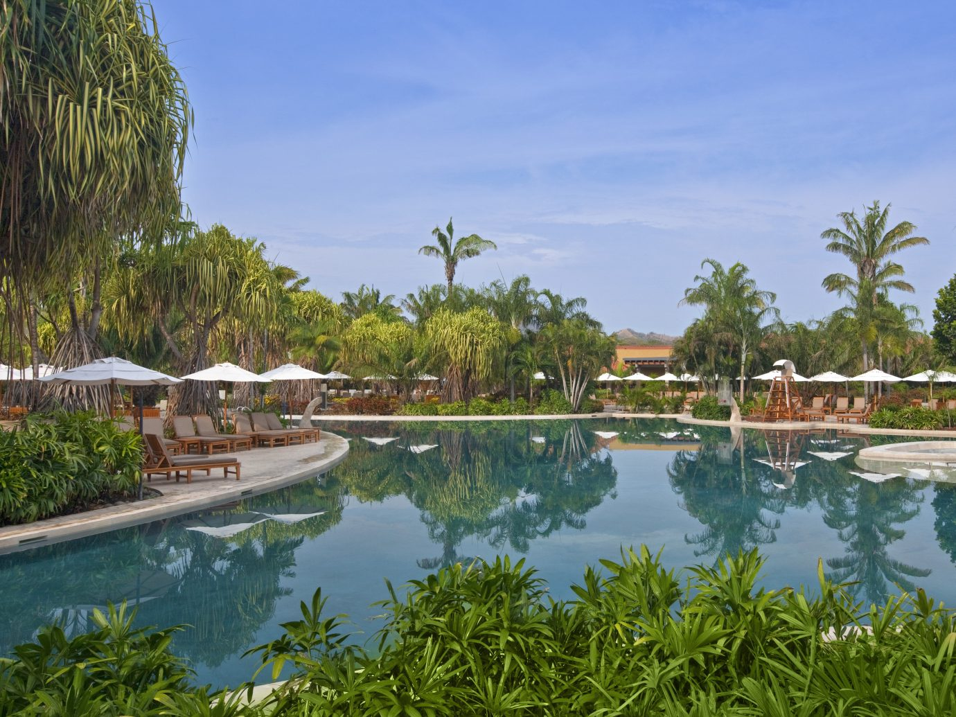 Pool at Westin Golf Resort & Spa in Playa Conchal Costa Rica