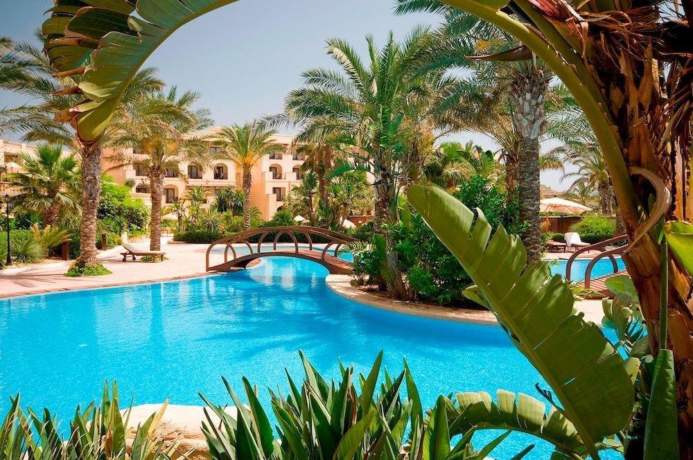 tree Resort plant swimming pool Pool property palm arecales caribbean Villa tropics Jungle eco hotel hacienda lined swimming
