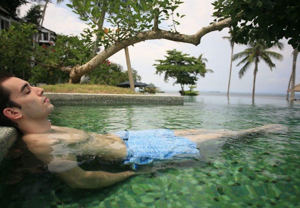 tree water water sport swimming swimming pool Jungle