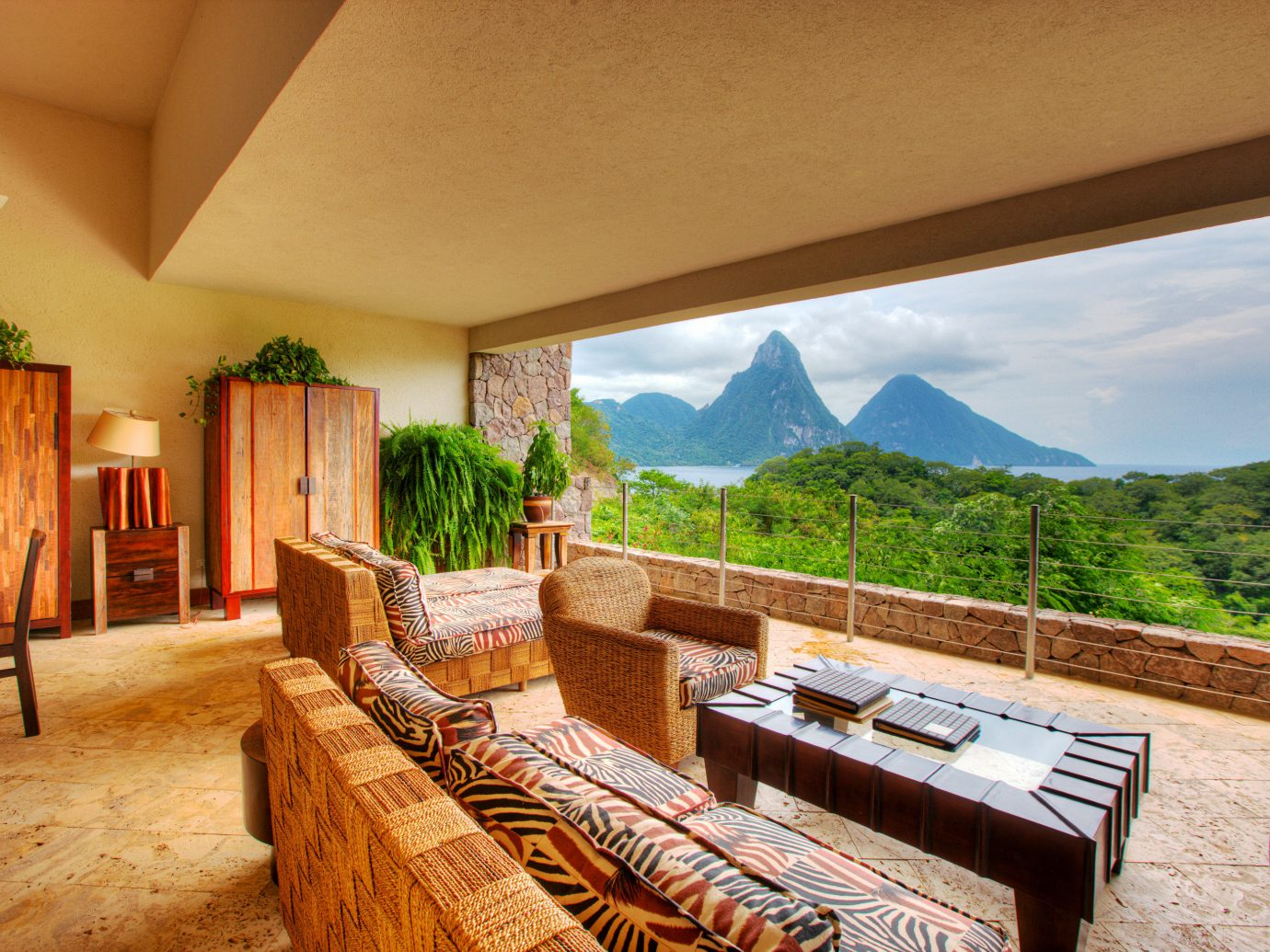 Saint Lucia All Inclusive Resort - Jade Mountain