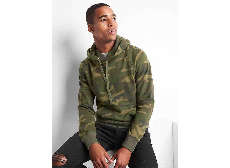 Style + Design Travel Shop person clothing jacket man hoodie military uniform hood outerwear military sleeve soldier t shirt army neck posing