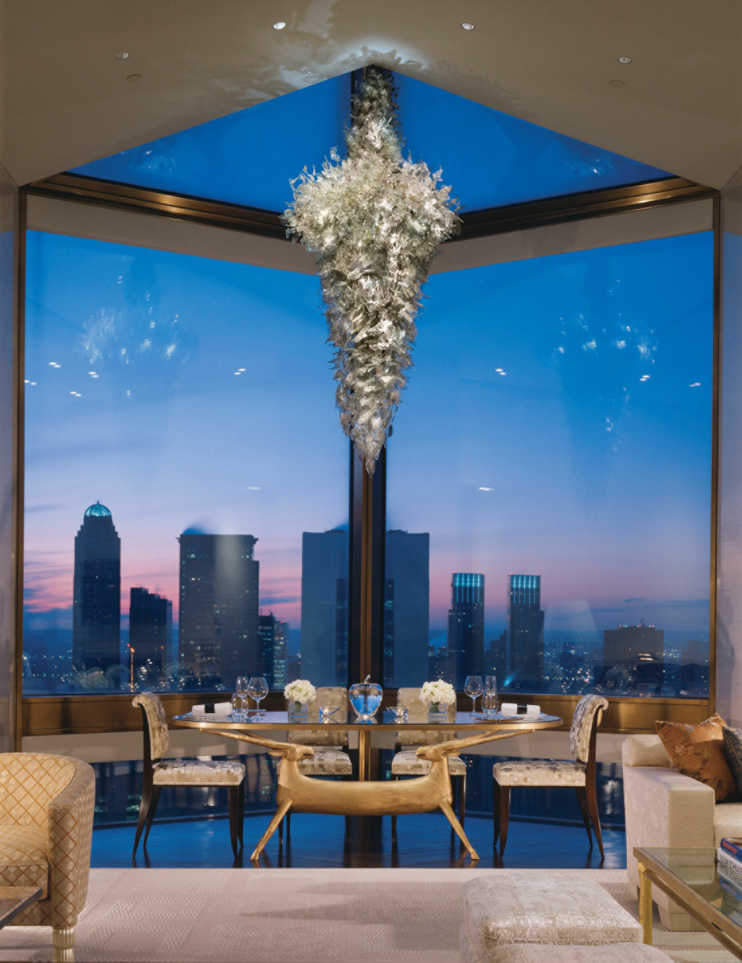 Hotels Luxury Travel ceiling wall interior design window Lobby wallpaper sky overlooking