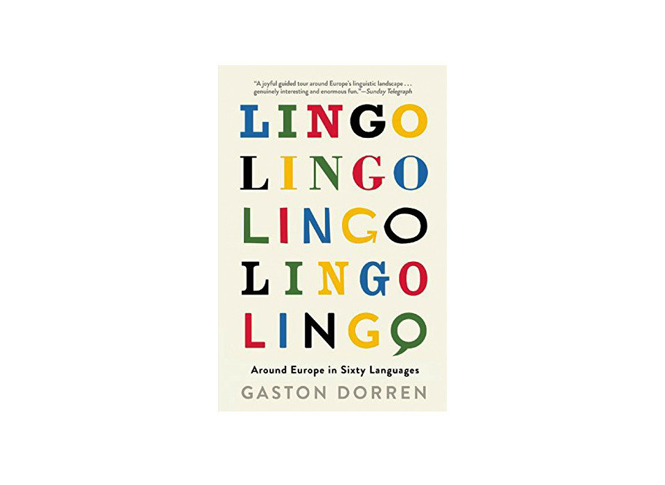 Shop Lingo: Around Europe in Sixty Languages on Amazon