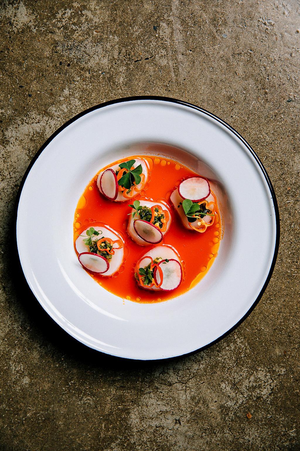 Food + Drink Trip Ideas plate food dish dishware tableware vegetable soup recipe platter cuisine meal