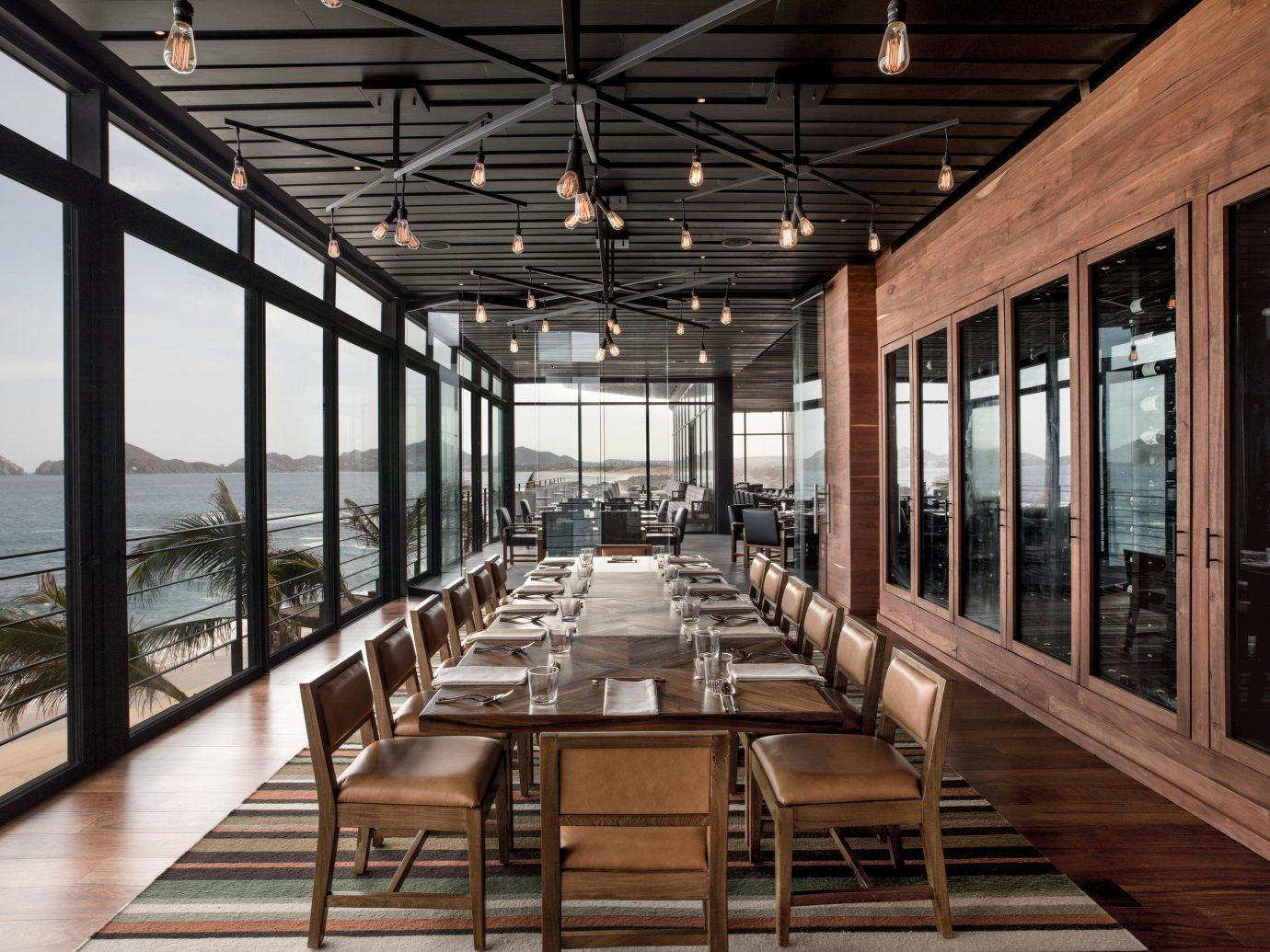 Travel Tips room estate Architecture wood home interior design lighting Resort platform Lobby several