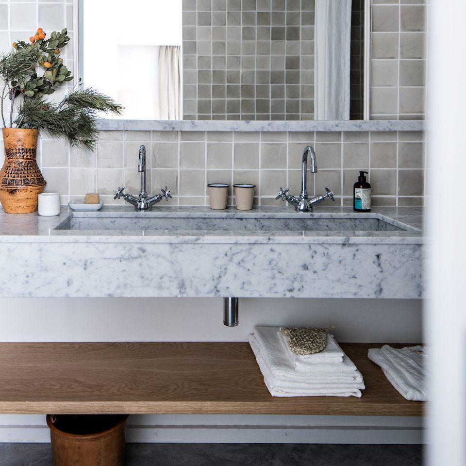 sink bathroom countertop tap home plumbing fixture bathroom accessory bathroom cabinet tile ceramic product design Kitchen flooring angle counter bathroom sink