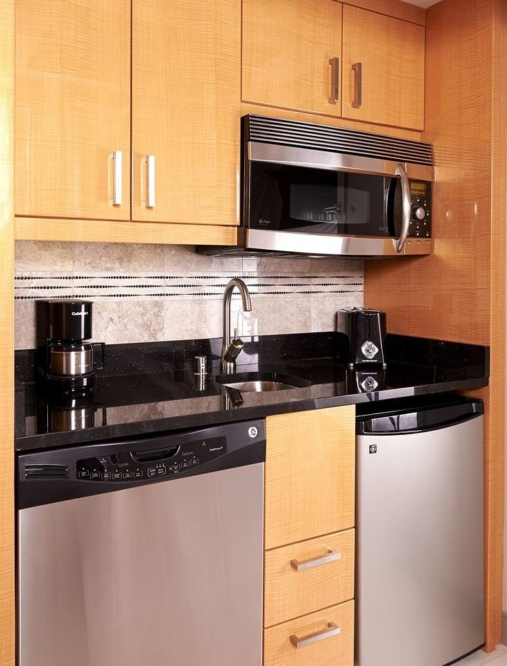 cabinet Kitchen stainless stove steel oven appliance cabinetry microwave countertop cuisine black hardwood kitchen appliance cuisine classique food silver colored