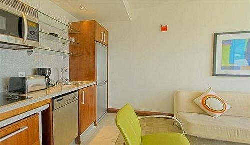 Kitchen property building cottage condominium home appliance