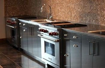 Kitchen countertop stove oven kitchen appliance cuisine kitchen stove appliance tiled