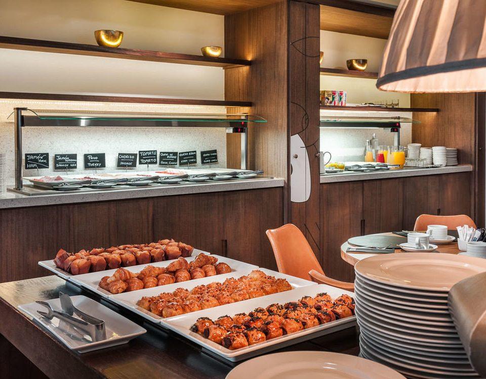 Kitchen counter bakery restaurant food cuisine yacht buffet brunch cooking