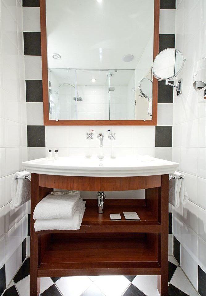 bathroom property sink cabinetry home cottage Kitchen flooring bathroom cabinet