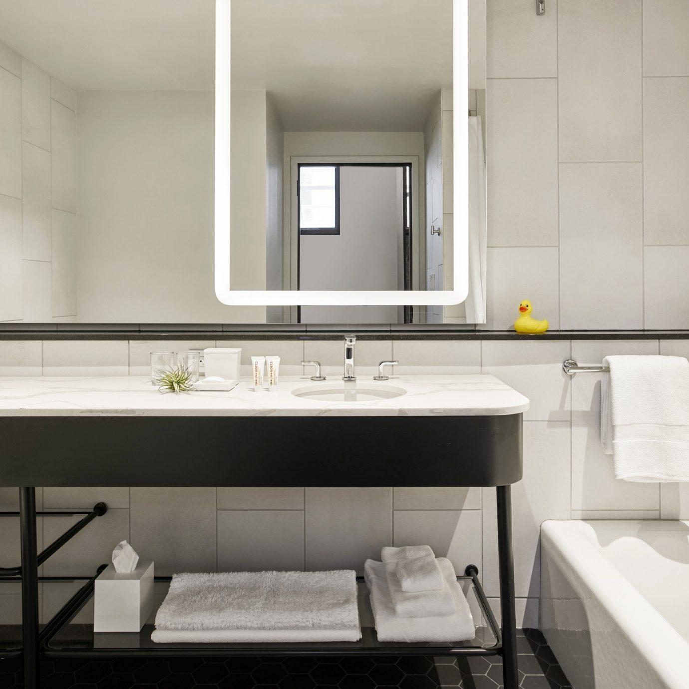 bathroom white property home sink flooring Kitchen tile bathtub tiled