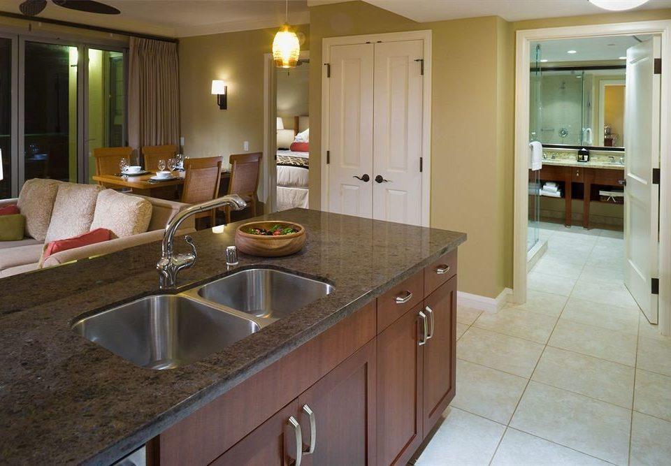 property Kitchen countertop home cabinetry sink counter bathroom cottage cuisine classique hardwood