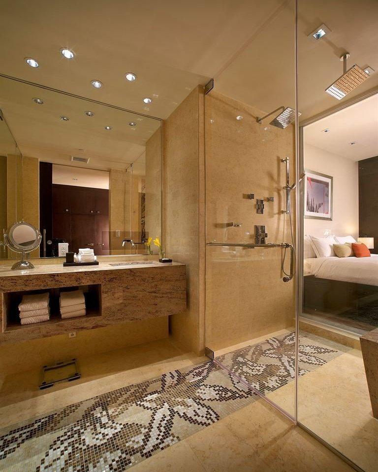 bathroom property countertop home Kitchen cabinetry sink flooring lighting living room tile