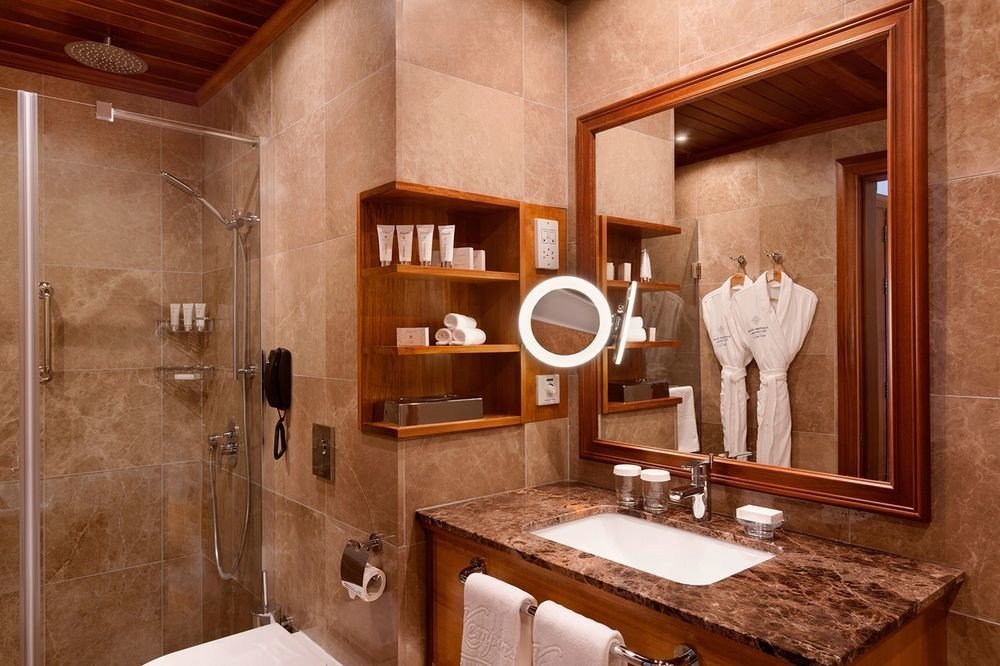 bathroom mirror sink property cabinetry home Kitchen