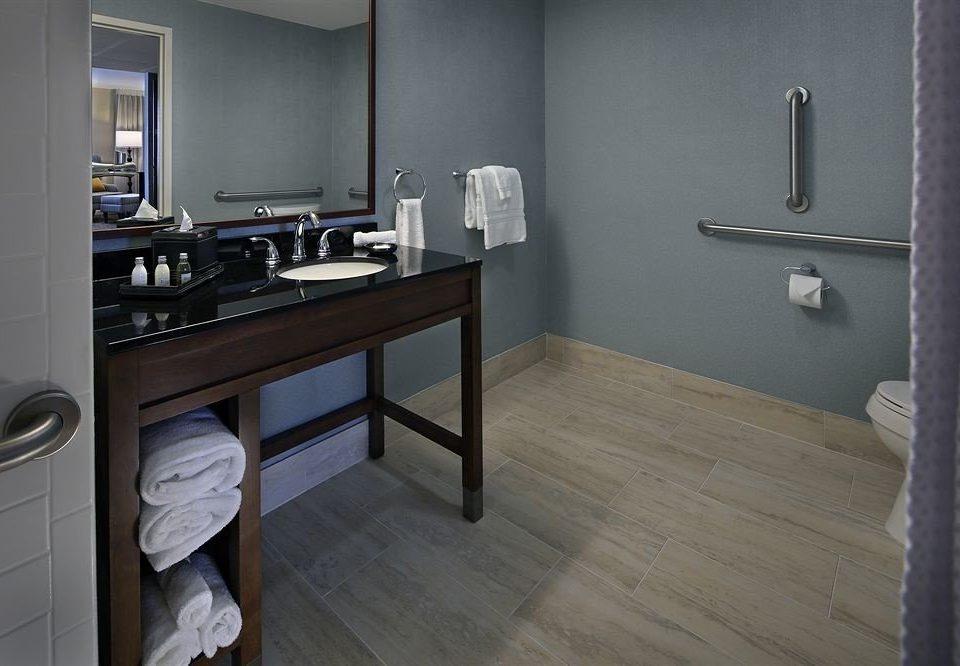 bathroom property sink home flooring hardwood cottage Kitchen