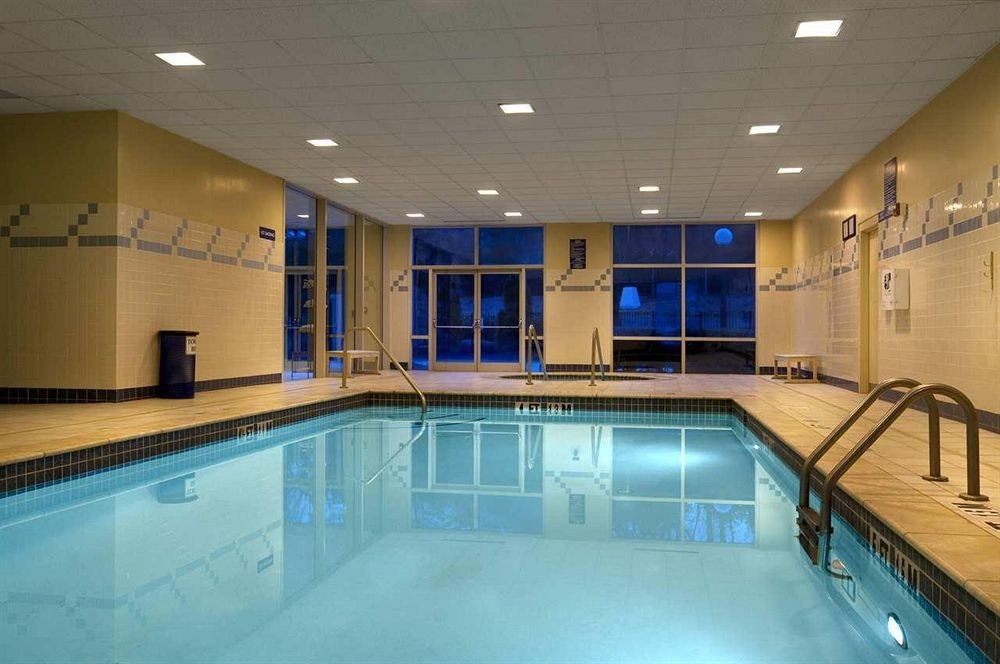 Kitchen swimming pool property leisure centre counter billiard room recreation room blue empty