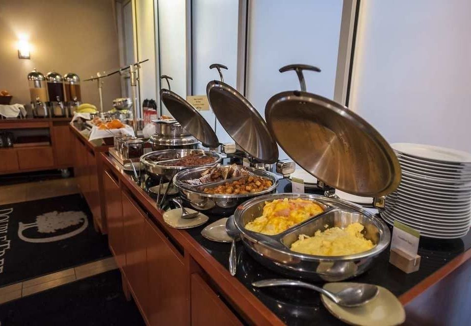 Kitchen buffet breakfast stove pot food brunch restaurant supper cooking cuisine lunch counter pan