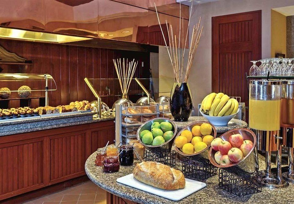 Kitchen counter food buffet brunch restaurant