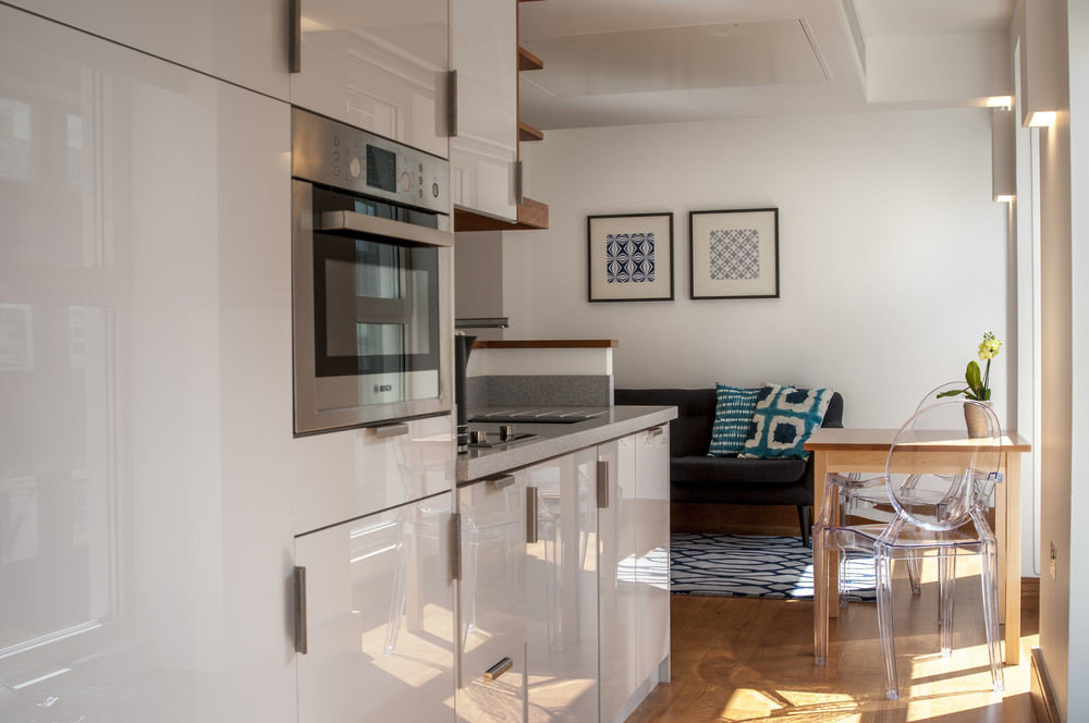 property home house Kitchen living room cabinetry condominium cottage loft