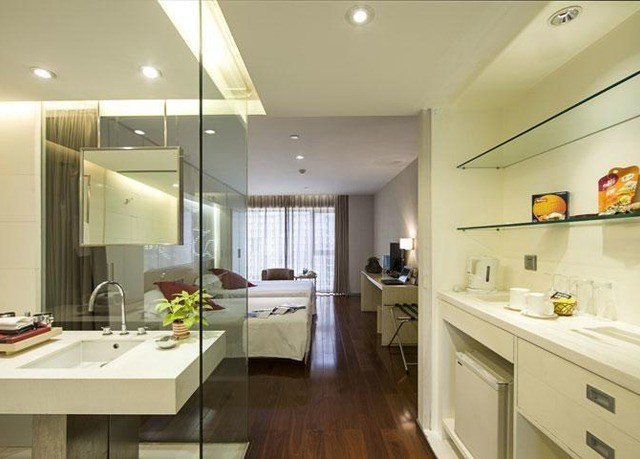 property Kitchen sink home countertop lighting condominium cabinetry cottage