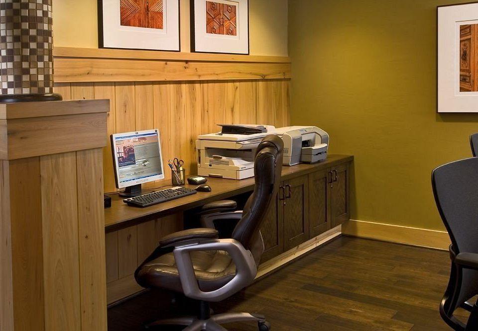 property home desk hardwood cabinetry living room Kitchen cottage wooden office
