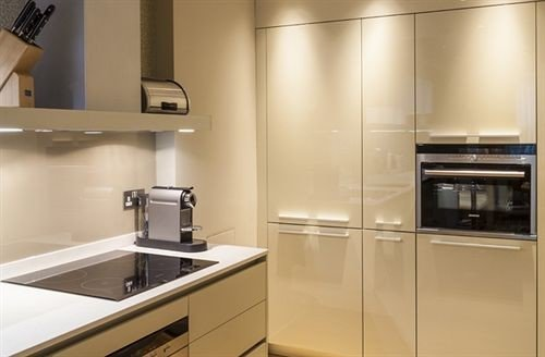 property Kitchen cabinetry cuisine classique cuisine countertop empty