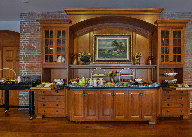 cabinetry Kitchen wooden home hardwood countertop living room