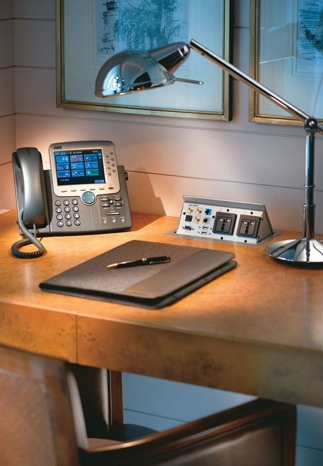 computer desk laptop home wooden living room Kitchen office