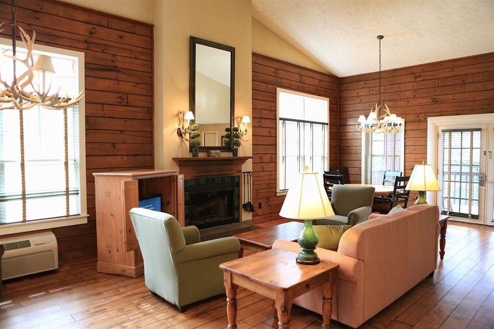 property living room home hardwood cottage wood flooring farmhouse loft condominium Kitchen