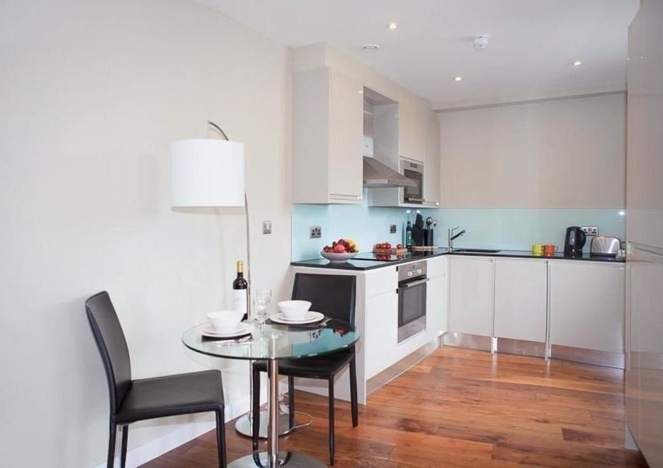 property Kitchen hardwood home living room condominium loft cottage wood flooring flooring hard