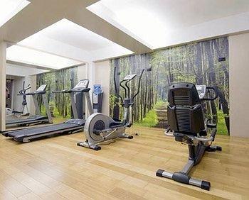 structure Kitchen gym property sport venue hard wooden condominium