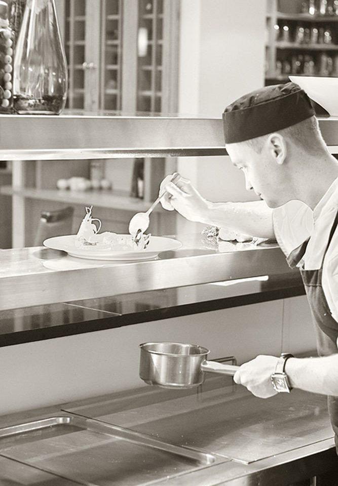 white preparing Kitchen monochrome laboratory