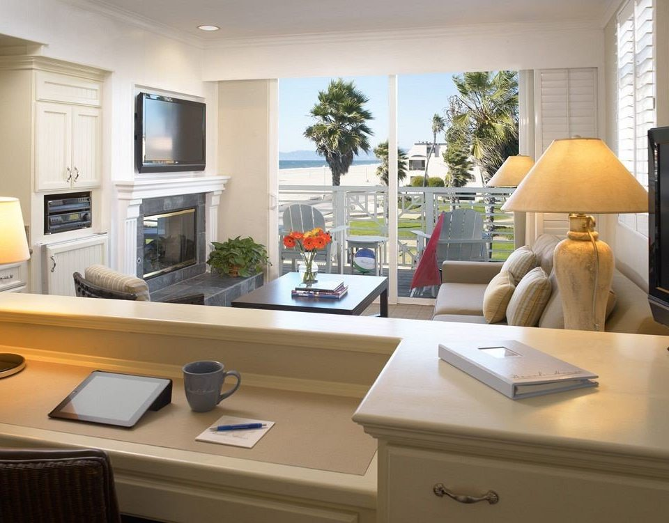 living room property home condominium Kitchen cabinetry office Modern