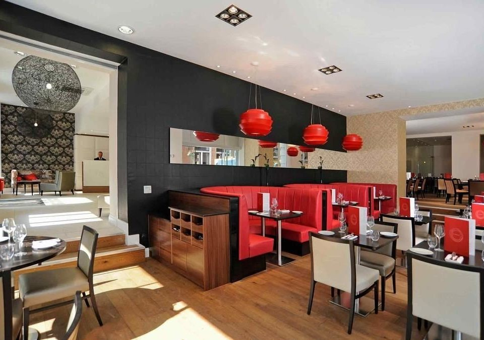 property restaurant Kitchen living room Modern