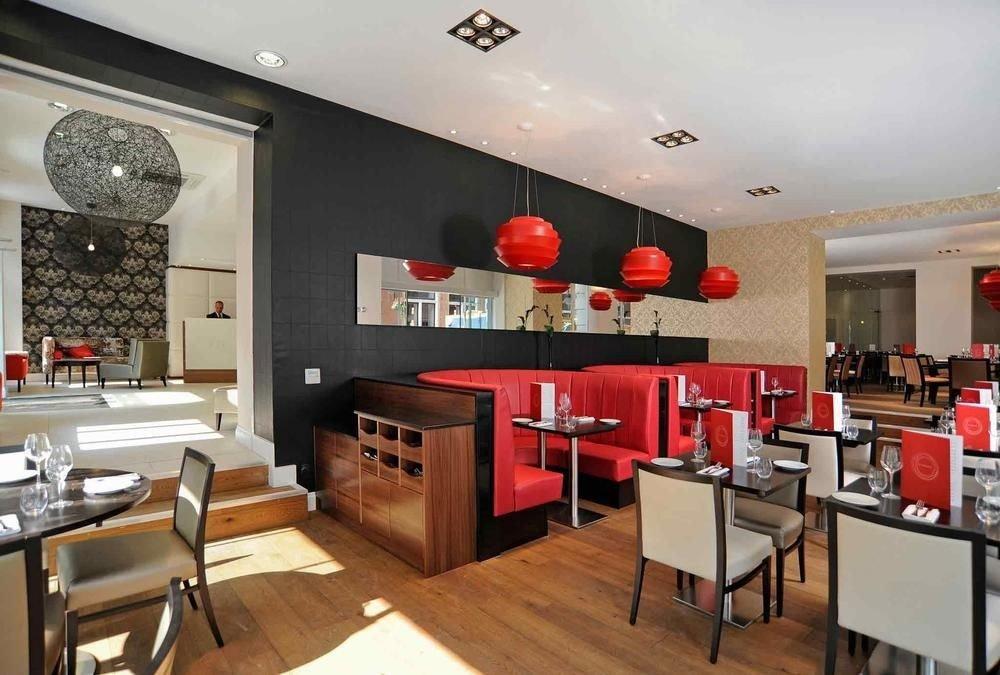 property restaurant Kitchen living room Modern