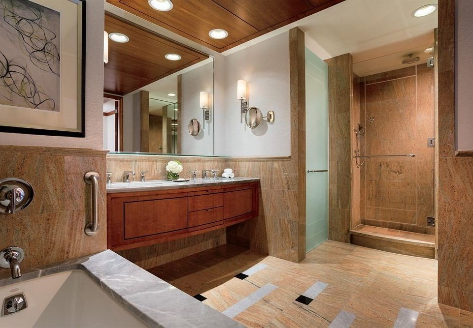 cabinet bathroom property sink cabinetry home hardwood countertop Suite Kitchen flooring cottage