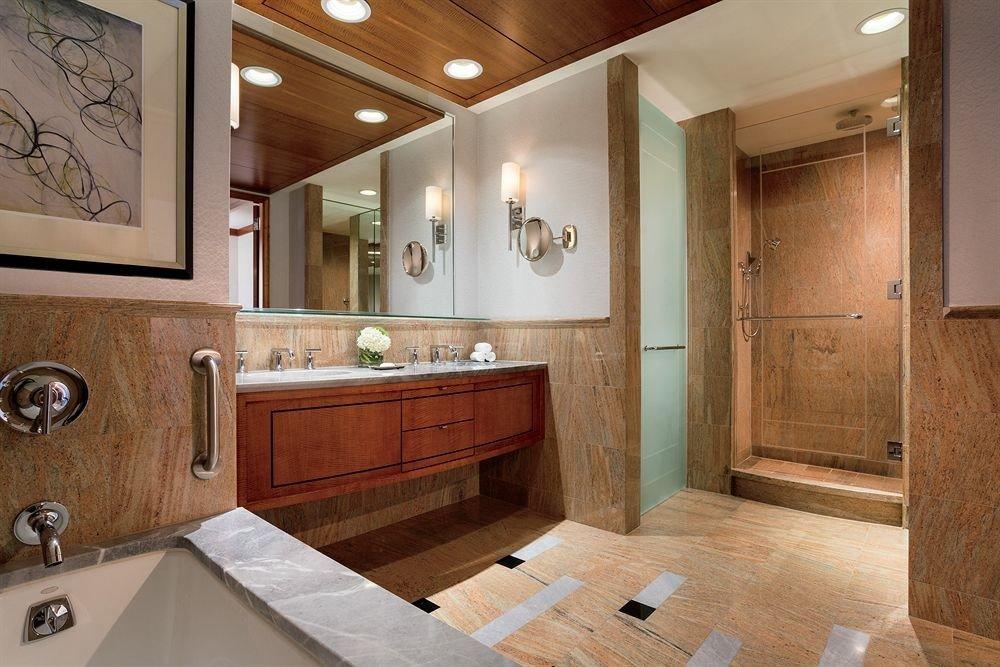 cabinet bathroom property sink cabinetry home hardwood countertop Suite Kitchen flooring cottage