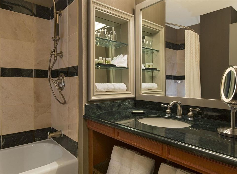 bathroom property home sink cabinetry Kitchen countertop condominium Suite