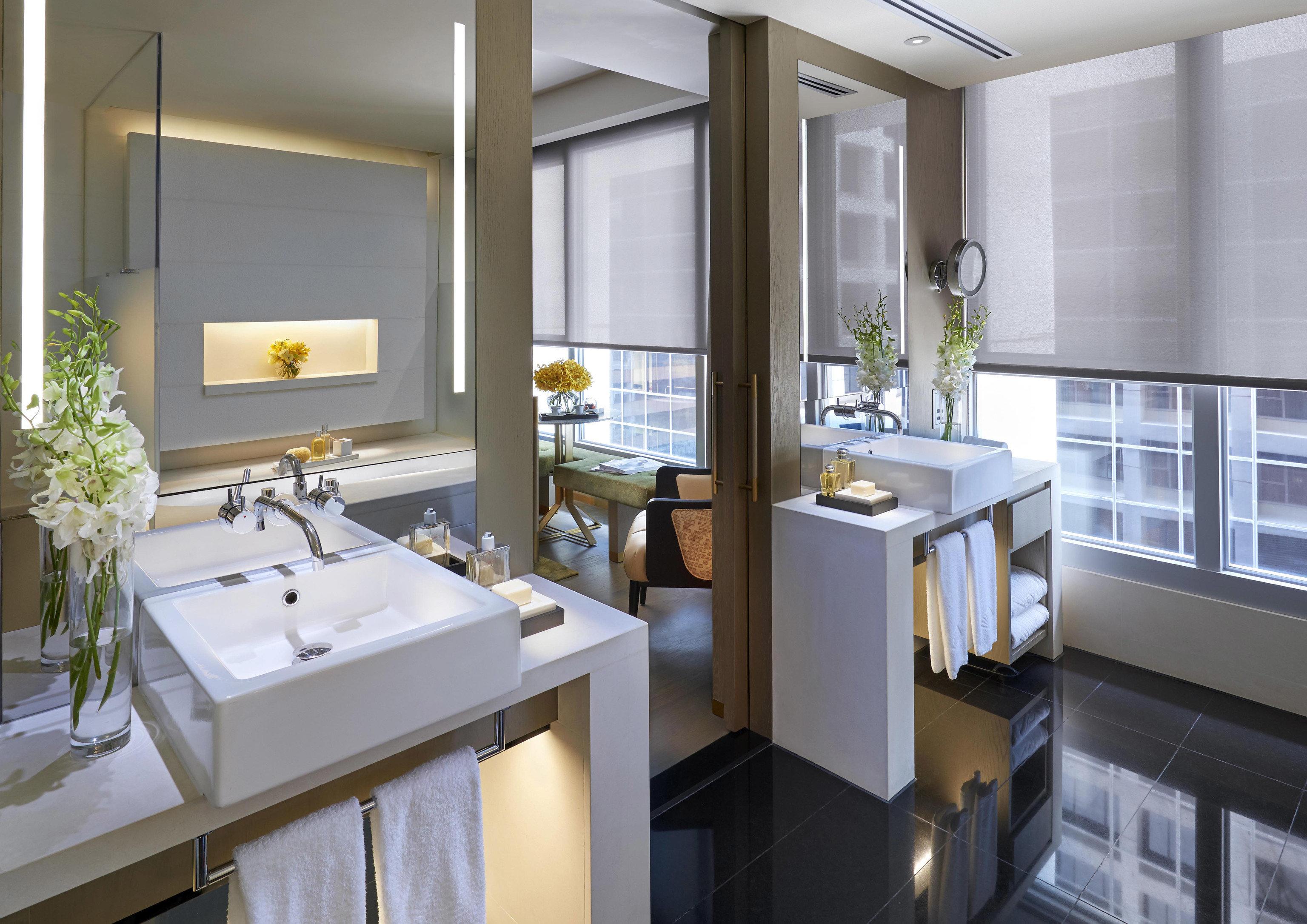 bathroom property sink Kitchen home condominium lighting cabinetry Suite