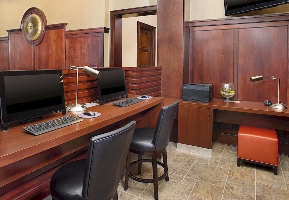 chair desk property hardwood cabinetry home office wooden Suite Kitchen cottage