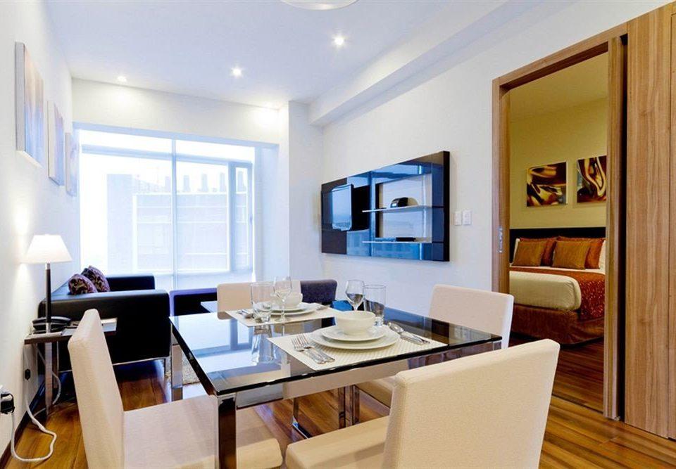 property Kitchen living room home condominium Suite cottage