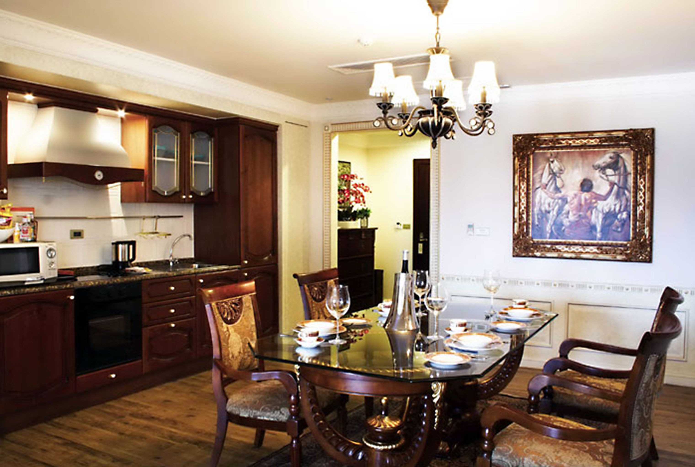 property living room home cottage Kitchen Suite