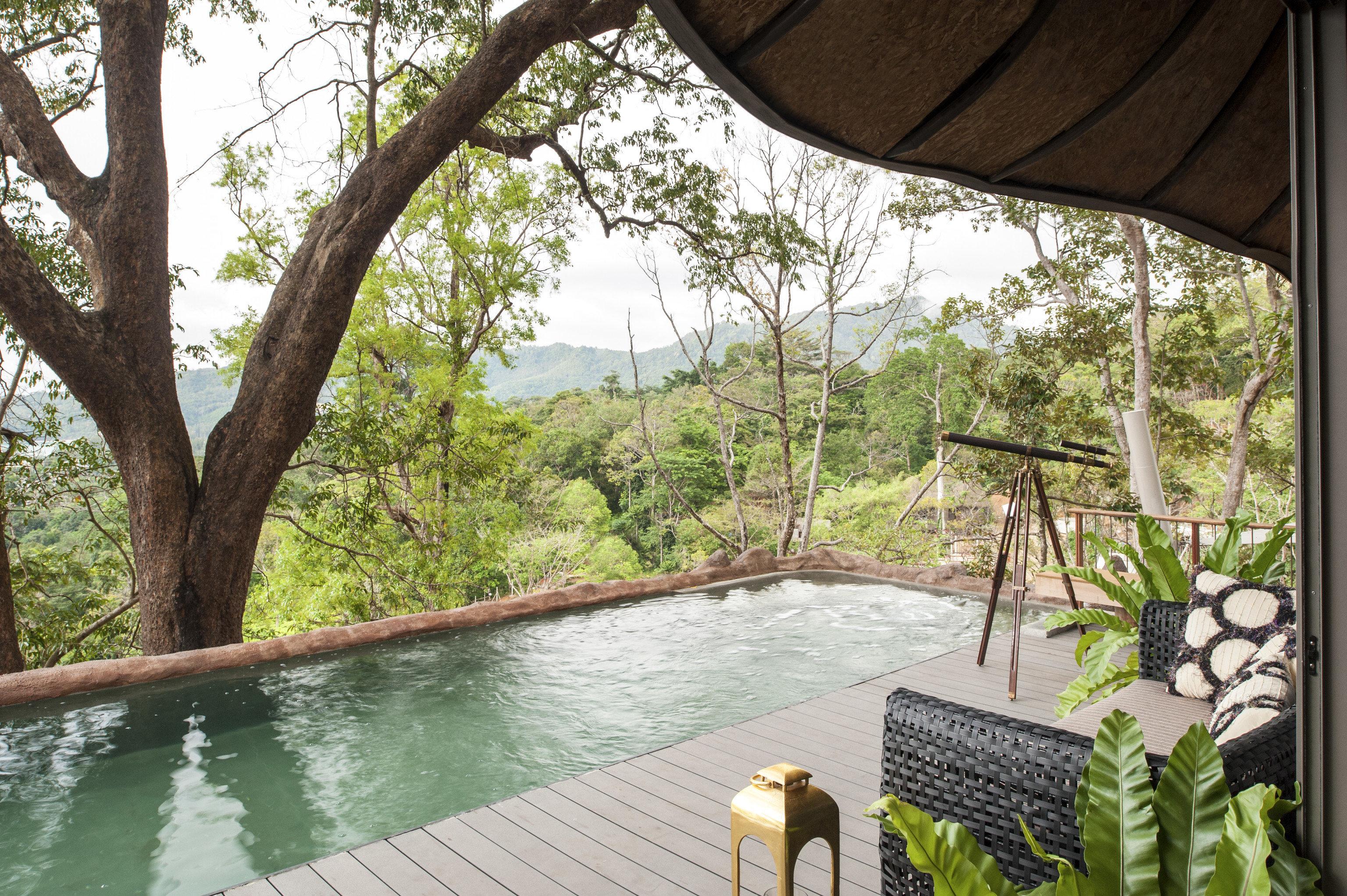 Hotels Trip Ideas tree outdoor property swimming pool estate backyard Villa Resort cottage shade