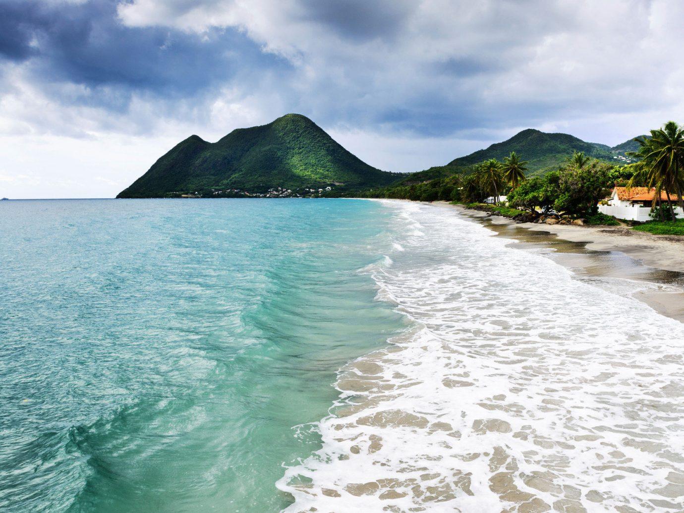 57c78a3d47 Secret Getaways Trip Ideas water sky outdoor Nature Sea Coast landform  Beach shore body of water