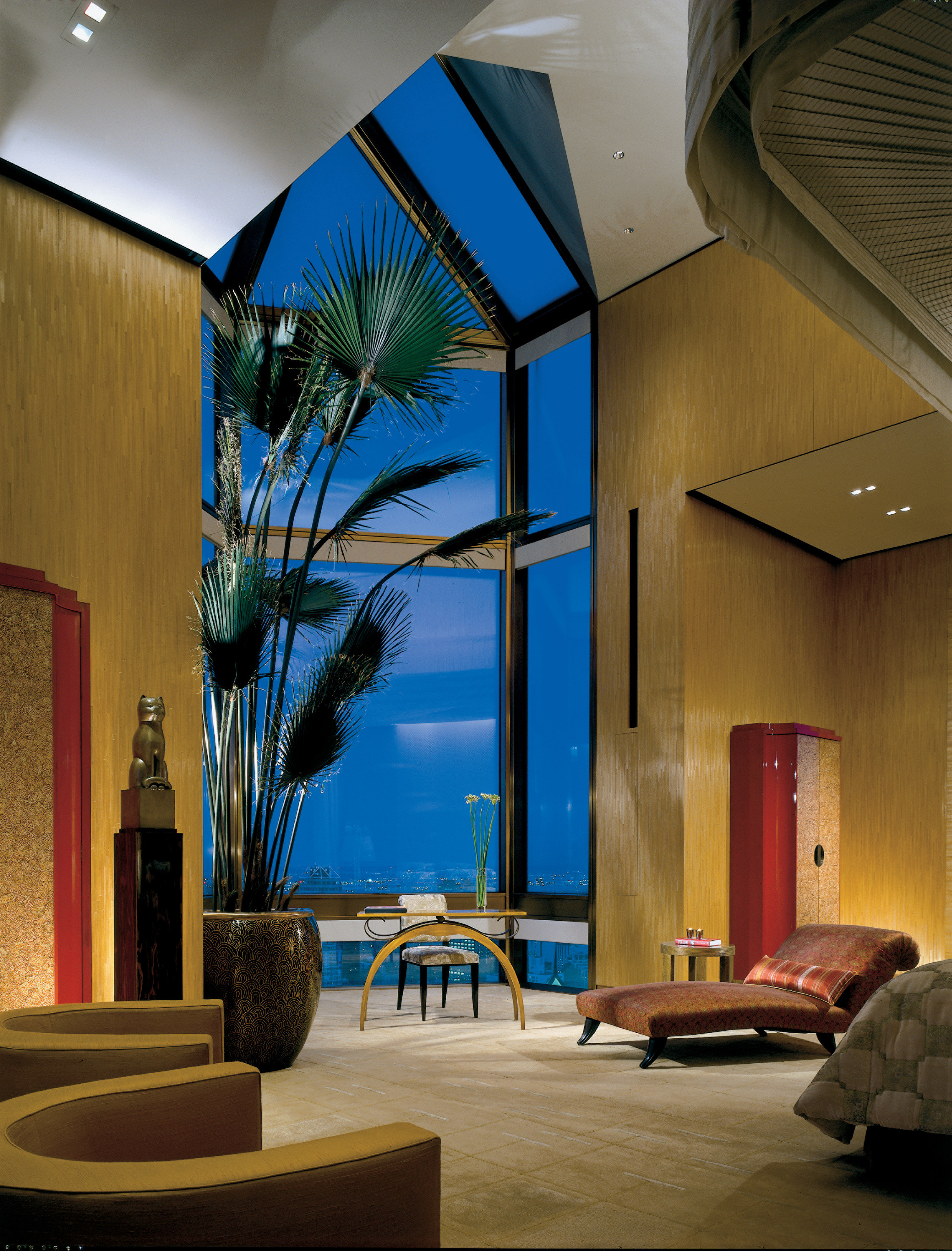 Hotels Luxury Travel indoor wall room ceiling interior design Architecture Lobby home house daylighting window furniture wood living room apartment estate condominium area