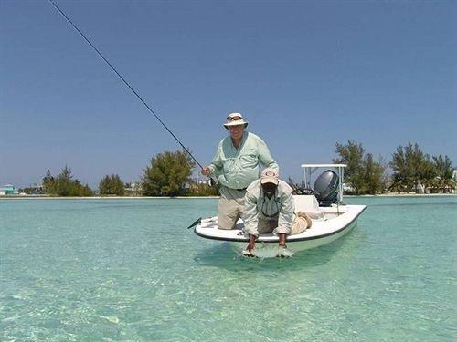 sky water fishing recreational fishing watercraft rowing vehicle Lagoon