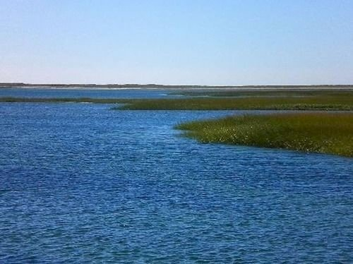 water sky habitat natural environment ecosystem Nature shore Lake loch marsh reservoir inlet wetland Lagoon Sea traveling land day
